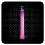 Glowsticks - Foil Wrapped - Color PINK
