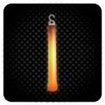 Glowsticks - Foil Wrapped - Color ORANGE