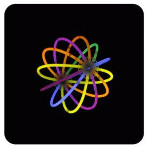 Connettore Sfera Luminosa/Flower - 10 pezzi