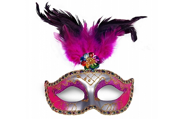 "Party Mask - ""matilde"""