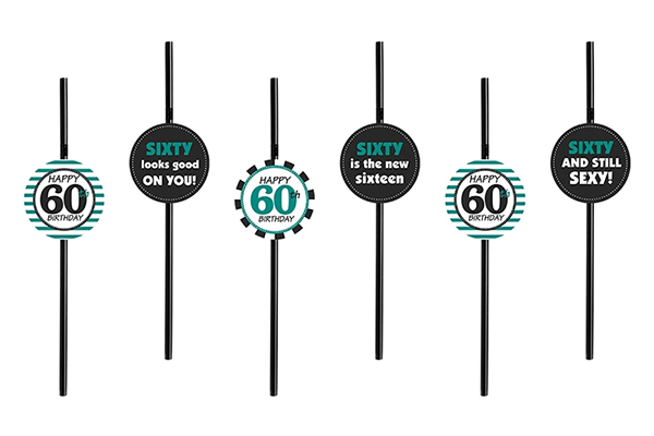 STRAW 60 years