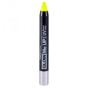 PAINT STICK FLUO UV - NEON GIALLO