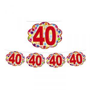 FESTONE NUVOLETTE 40 ANNI - STARDUST