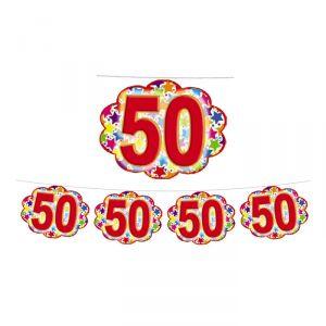 FESTONE NUVOLETTE 50 ANNI - STARDUST