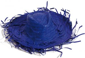 SOMBRERO HAWAII - BLU