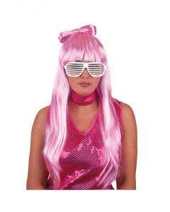 PARRUCCA LADY X - ROSA