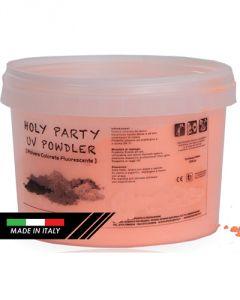 POLVERE HOLI fluo ARANCIO - 2 kg