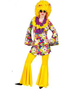 CAMICIA DONNA HIPPIE DRESS FLOWER