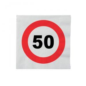 TOVAGLIOLI 50 ANNI - TRAFFIC SIGN