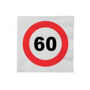 TOVAGLIOLI 60 ANNI - TRAFFIC SIGN
