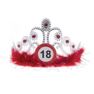TIARA 18 ANNI - TRAFFIC SIGN