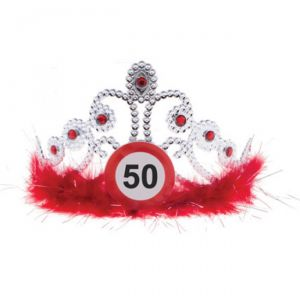 TIARA 50 ANNI - TRAFFIC SIGN