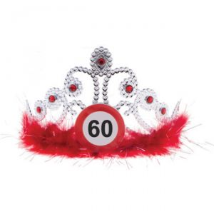 TIARA 60 ANNI - TRAFFIC SIGN