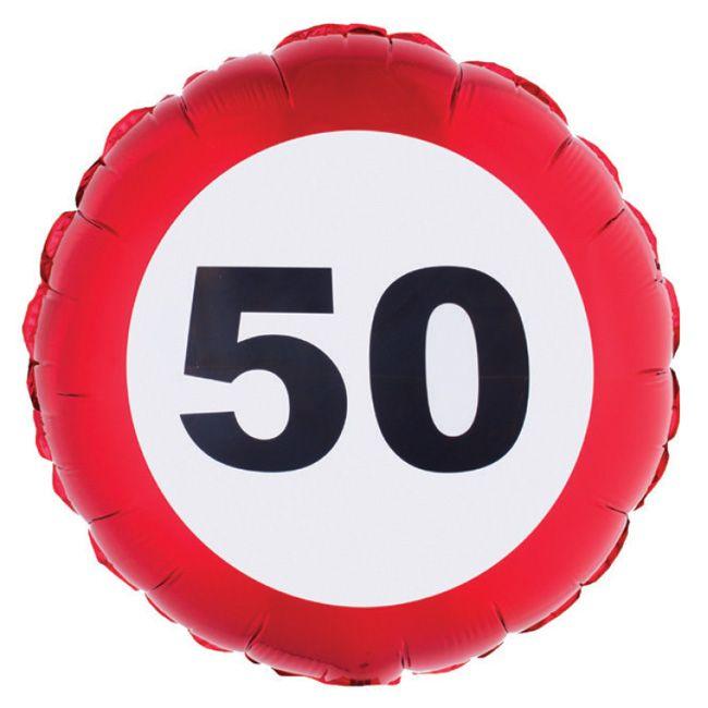 Palloncini Extra 50 Anni Palloncini Foil 50 Anni Palloni