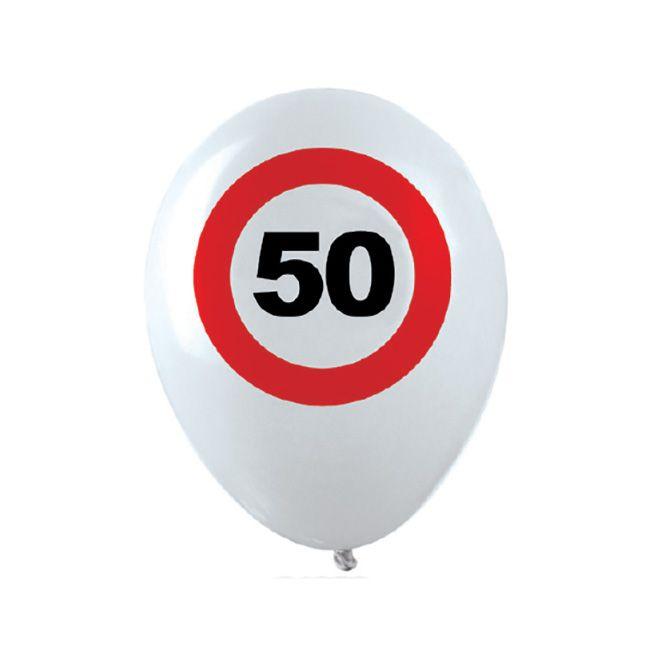 Palloncini 50 Anni Palloni 50 Anni Piatti Festa 50 Anni