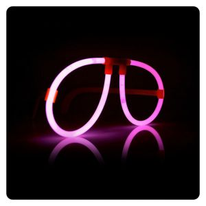 KIT OCCHIALI LUMINOSI ROSA - 50 pz.