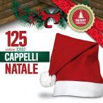 125 CAPPELLI DI NATALE
