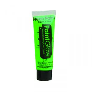 UV FACE & BODY PAINT - VERDE FLUO