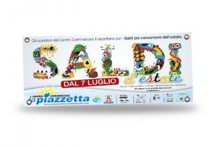 STRISCIONE SUPER ECO 310 GR. - 0,5x1 Mt.