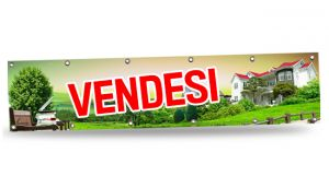 STRISCIONE SUPER ECO 440 GR. - 5x1 Mt.