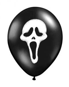"PALLONCINI ""SCREAM"" - halloween"